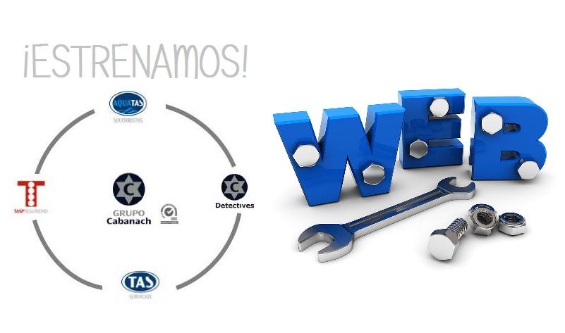 Nueva web Grupo Cabanach