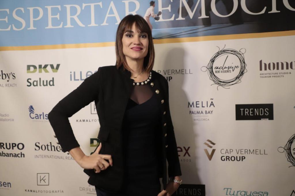 Irene Villa en Congreso Despertar Emociones